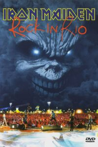 """Poster for the movie """"Iron Maiden: Rock In Rio"""""""