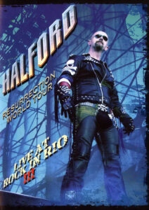 """Poster for the movie """"Halford: Live at Rock in Rio III"""""""