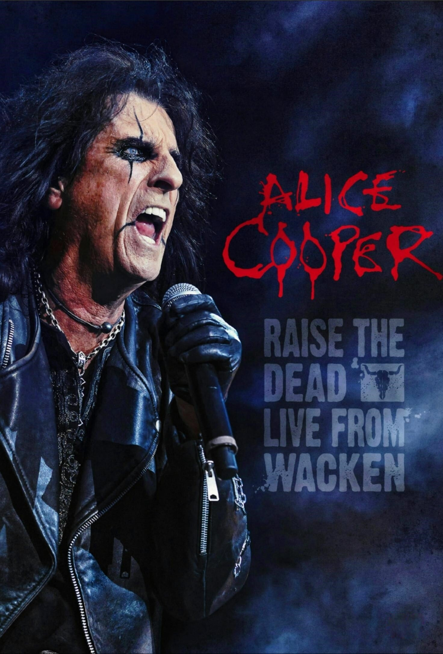 """Poster for the movie """"Alice Cooper : Live at Wacken Open Air 2013"""""""